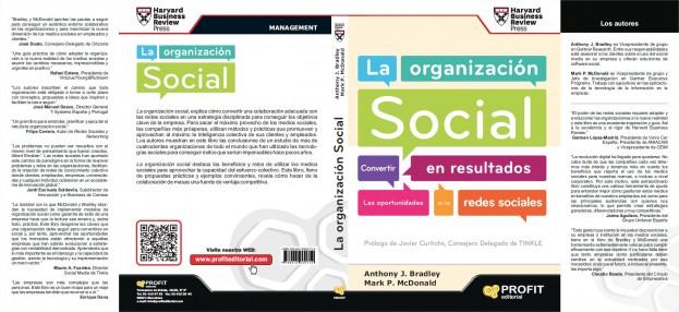 La organización social libro