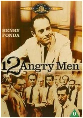12 hombres sin piedad poster