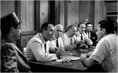 Henry Fonda en 12 hombres sin piedad