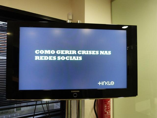 Como gerir crises nas redes sociais