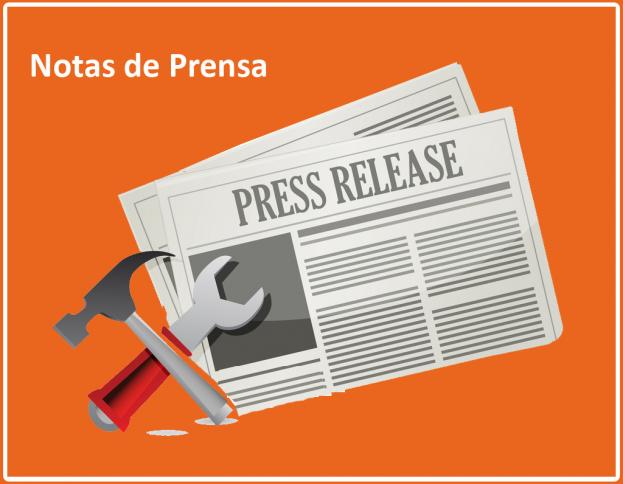Nota de prensa y social media