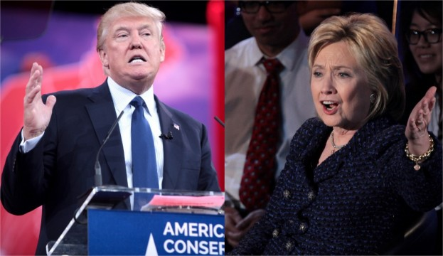 Trump vs. Clinton: fact-checking en las noticias