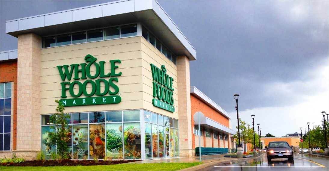 Efecto Amazon New York times Whole Foods